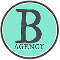 B Agency Shaped new aqua.png
