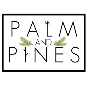 Palm & Pines Logo