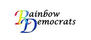 Link to Rainbow Democrats website