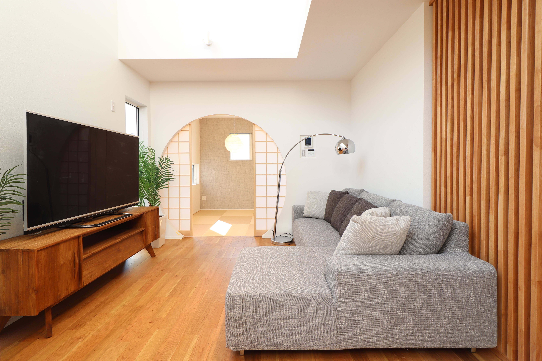 大井町金子の住宅