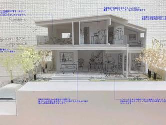 南千束の住宅