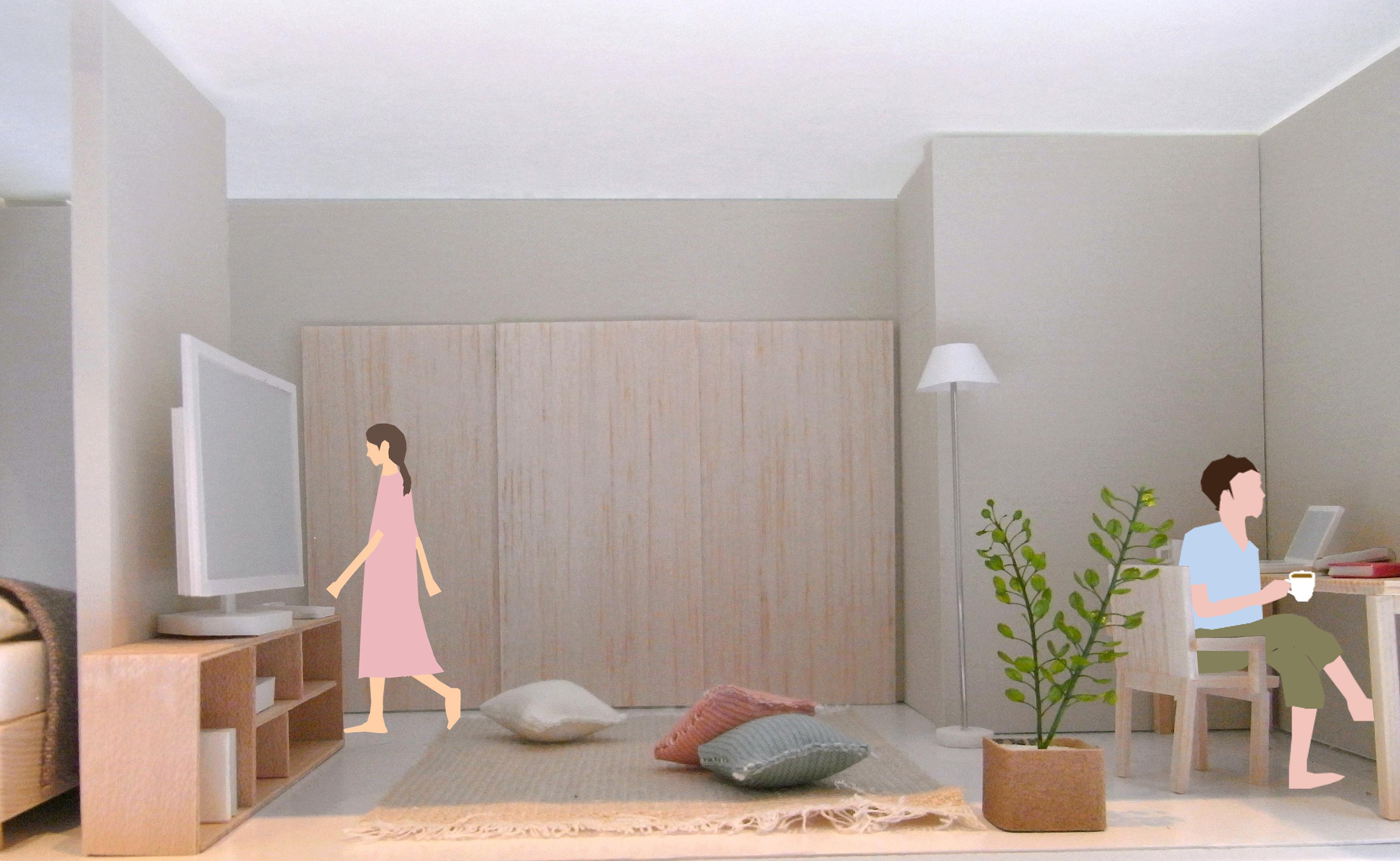 Nマンション内装計画