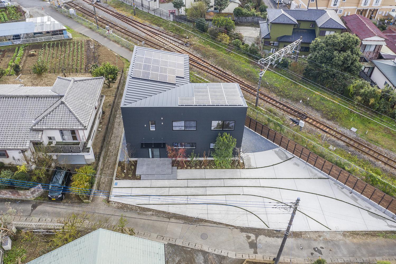 上大井の家