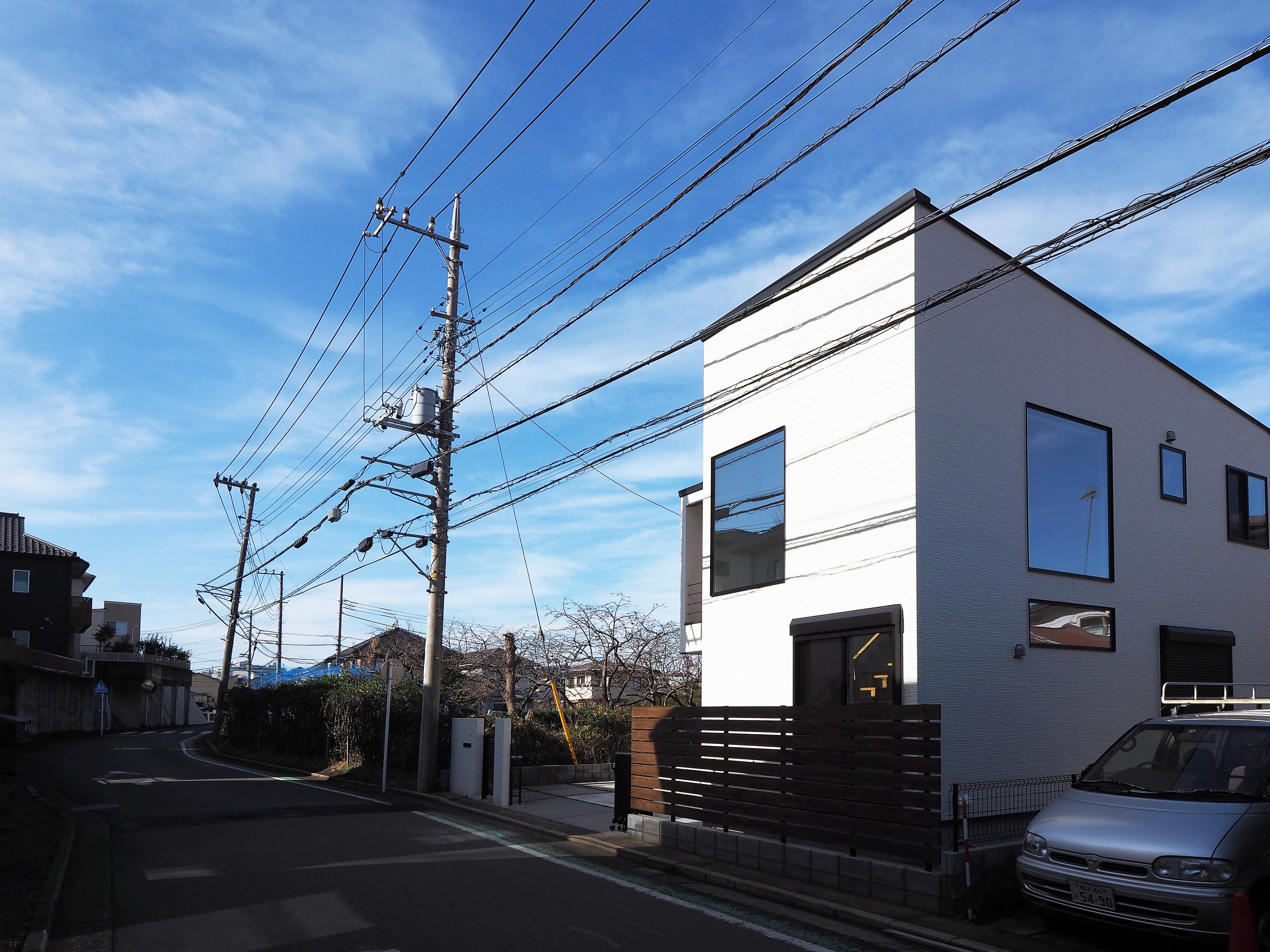 茅ケ崎東の家