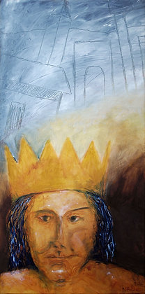 """Dream Of The Boy King"" Giclee Print"