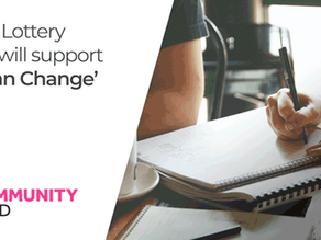 National Lottery funding will support new 'I Can Change' project