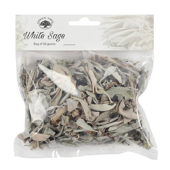 50g Bag of White Sage