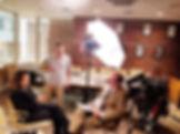 Prof Bilmes interview photo October 11 2
