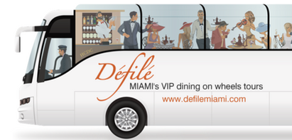 On Wheels Fine Dining Tours and Events