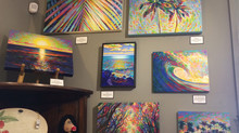 Great Haleiwa art gallery