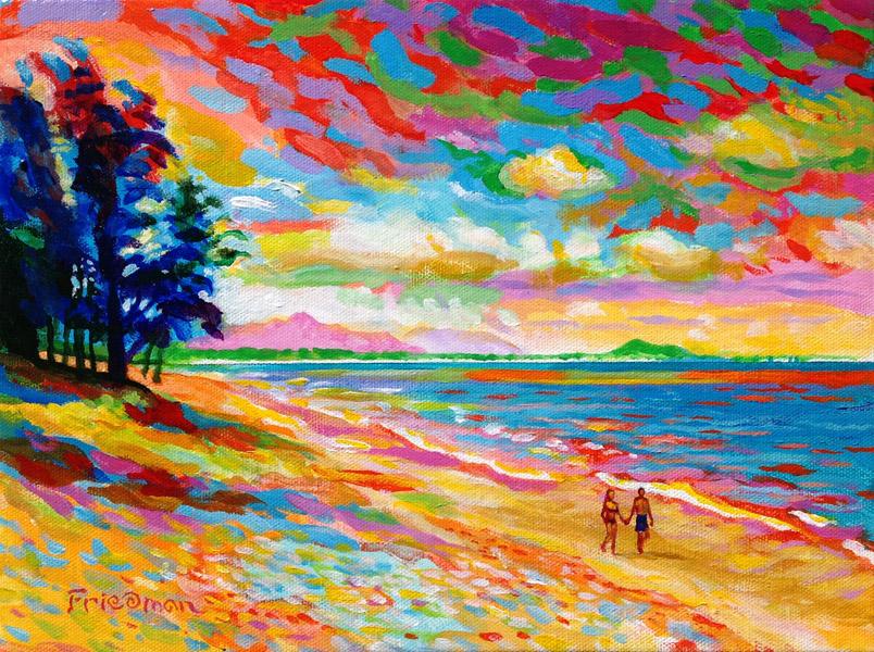 Kai Beach Couple