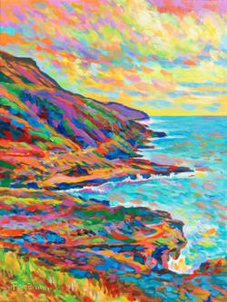 Ka Iwi Shoreline