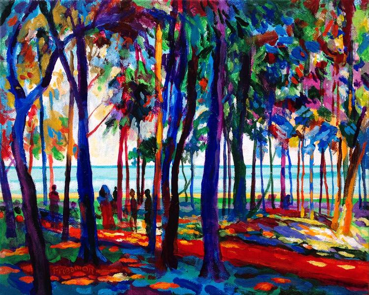 Kai Beach Path