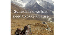 Take A Pause & Breathe