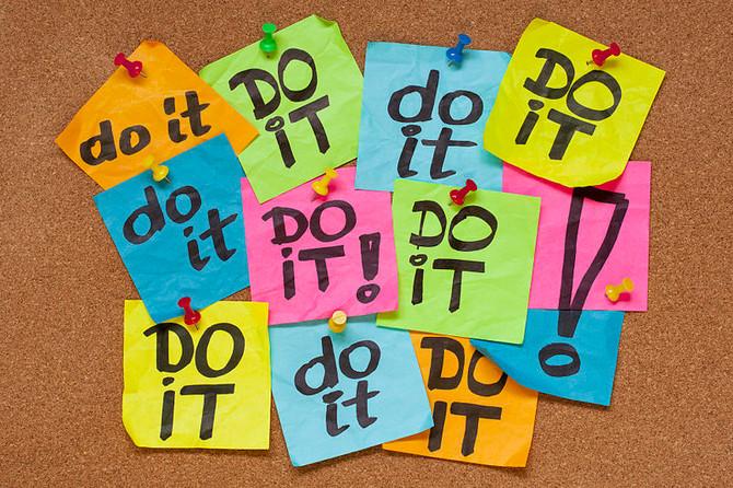 Top Tips To Beat Procrastination