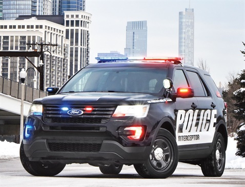 Ford Explorer Carbon Monoxide >> N.C. City Switches from Chargers to Police Interceptors ...