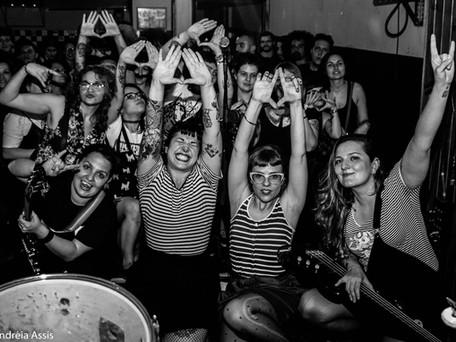 50 bandas nacionais formadas por mulheres que você precisa ouvir