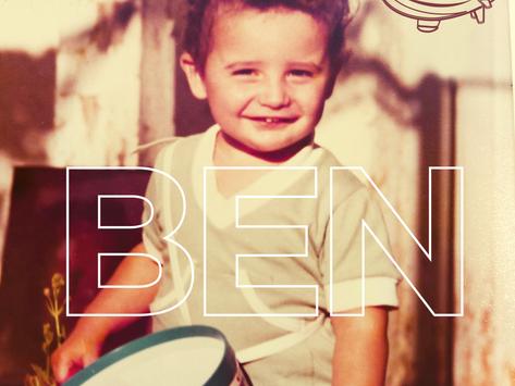 """Por que você deve ouvir o single """"Ben"""", nosso novo lançamento"""