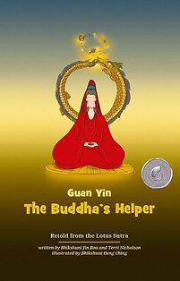 Guan Yin Buddha Childrens Book