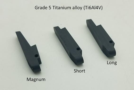 Tikka T3 T3x titanium bolt stop