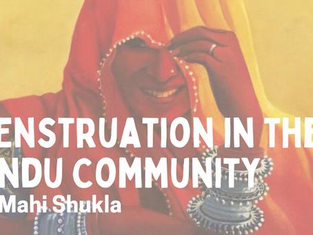 Menstruation in Hindu Culture