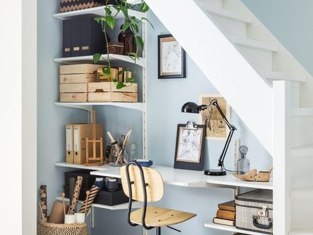 Tips & Tricks to Create an Amazing Home Office...Part 1