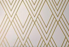 Rental Friendly Design - Washi Tape Wall Mural