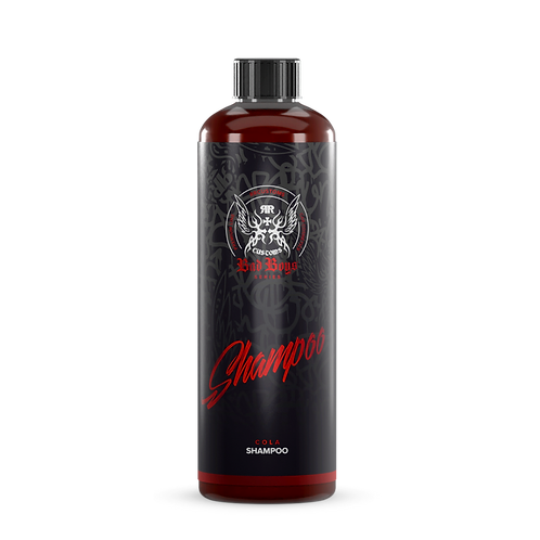BAD BOYS Shampoo | Cola 500ml