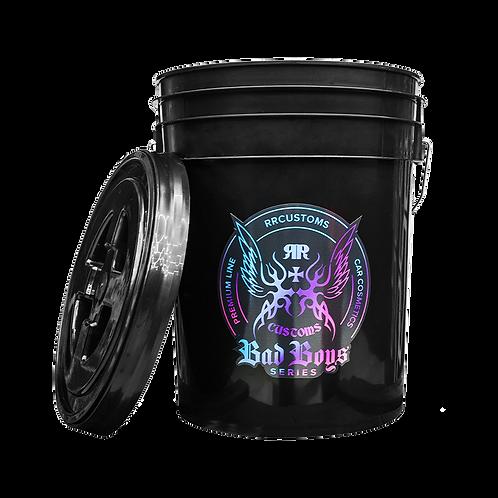 Bad Boys Detailing Bucket / Black bucket 20L