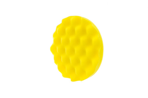 Wave Yellow Medium Polishing/One Step Pad