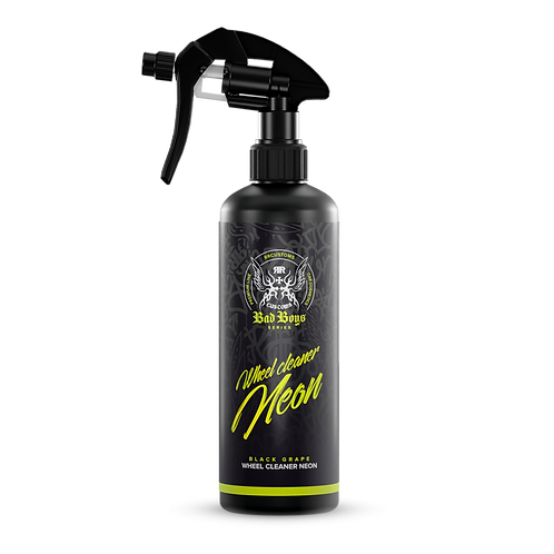 BAD BOYS Wheel Cleaner Neon 500ml