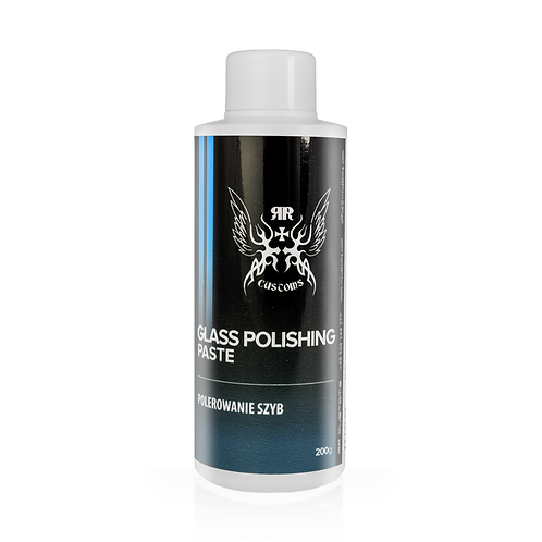 Glass Polishing Paste 200ml