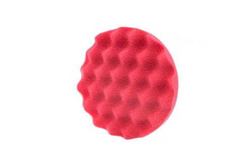 Wave Red Medium-Soft Finishing Pad