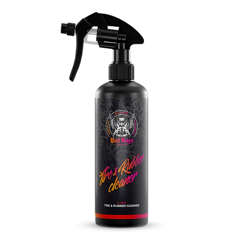 BAD BOYS Tire & Rubber Cleaner 500ml