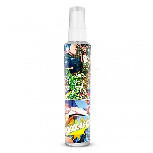 "Spray Air Freshener ""Madagascar"" Scent with Hanger 100ml"