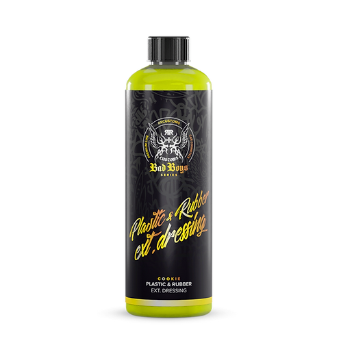 BAD BOYS PLASTIC & RUBBER EXT. DRESSING 500ml