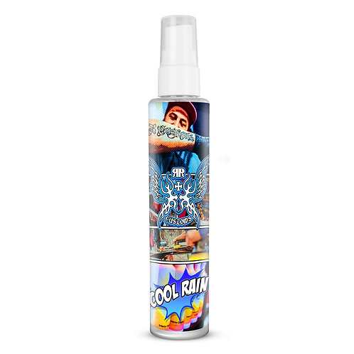 "Spray Air Freshener ""Cool Rain"" Scent with Hanger 100ml"