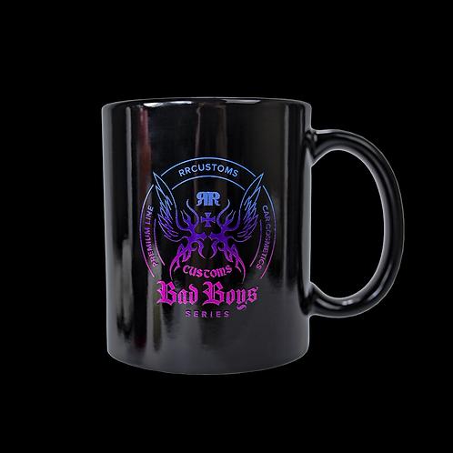 Bad Boys Black Mug