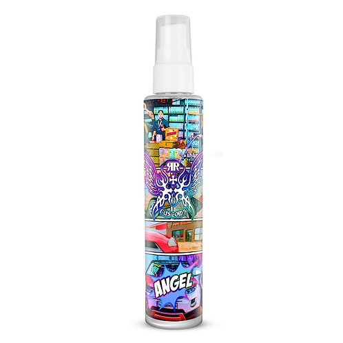 "Spray Air Freshener ""Angel"" Scent with Hanger 100ml"