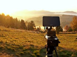 Świat green filming