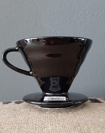 Hario dripper V60-02 black