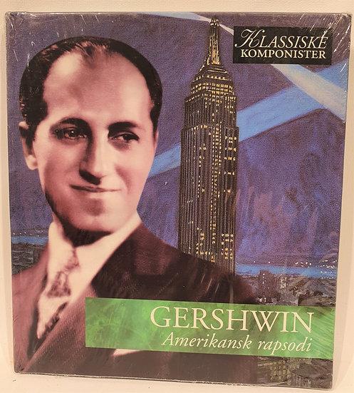 CD, Klassisk, GERSHWIN