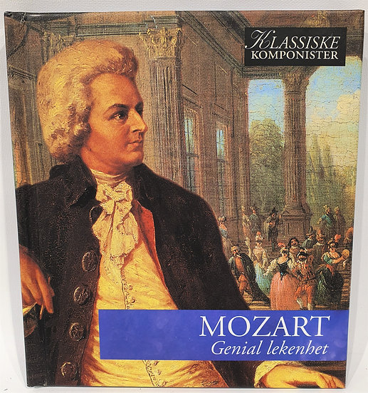CD, Klassisk, MOZART