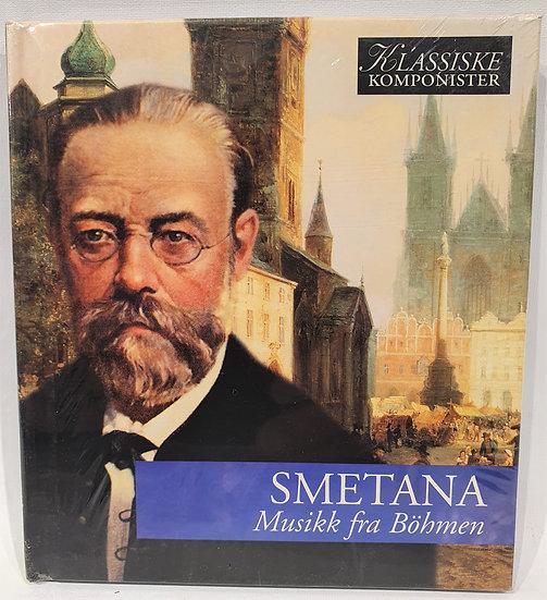 CD, Klassisk, SMETANA
