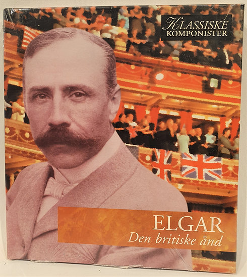 CD, Klassisk, ELGAR