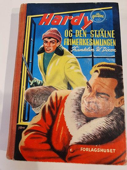 Nr. 3 Hardyguttene og den stjålne frimerkesamlingen