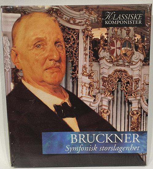CD, Klassisk, Bruckner