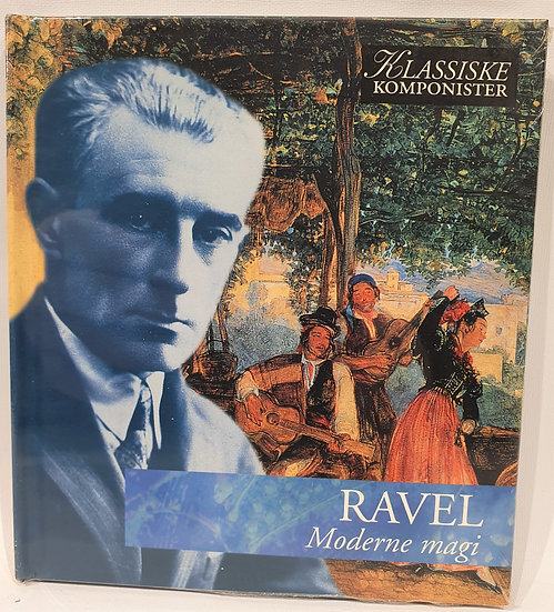 CD, Klassisk, RAVEL