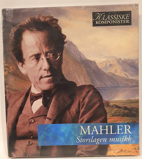 CD, Klassisk, Mahler