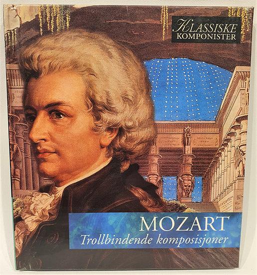 CD, Klassisk, Mozart
